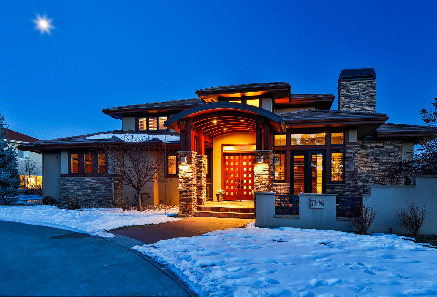 Property For Sale at Stunning Custom Home
