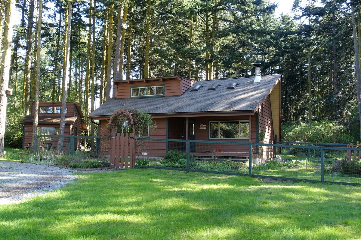Property For Sale at Charming 2 Bedroom, 2 Bath Home on Lopez Island