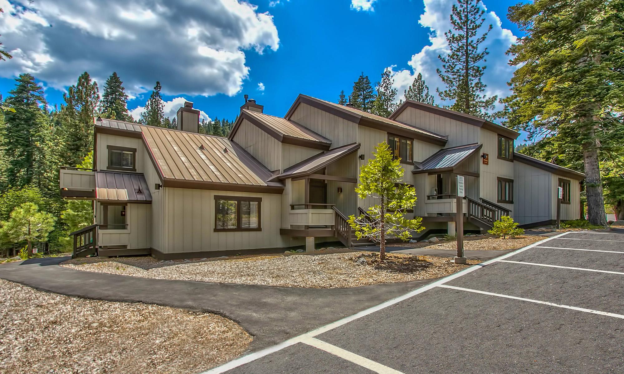 Condominium for Sale at 725 Granlibakken Road #78 Tahoe City, California 96145 United States