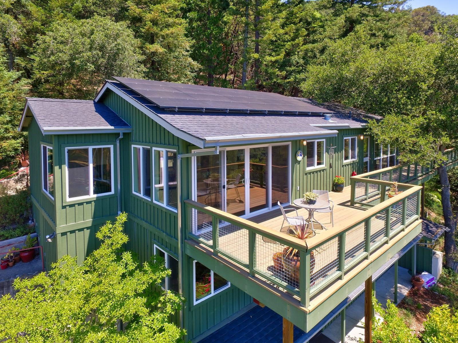 獨棟家庭住宅 為 出售 在 Exceptional Healdsburg Home 1831 Madrone Avenue Healdsburg, 加利福尼亞州, 95448 美國