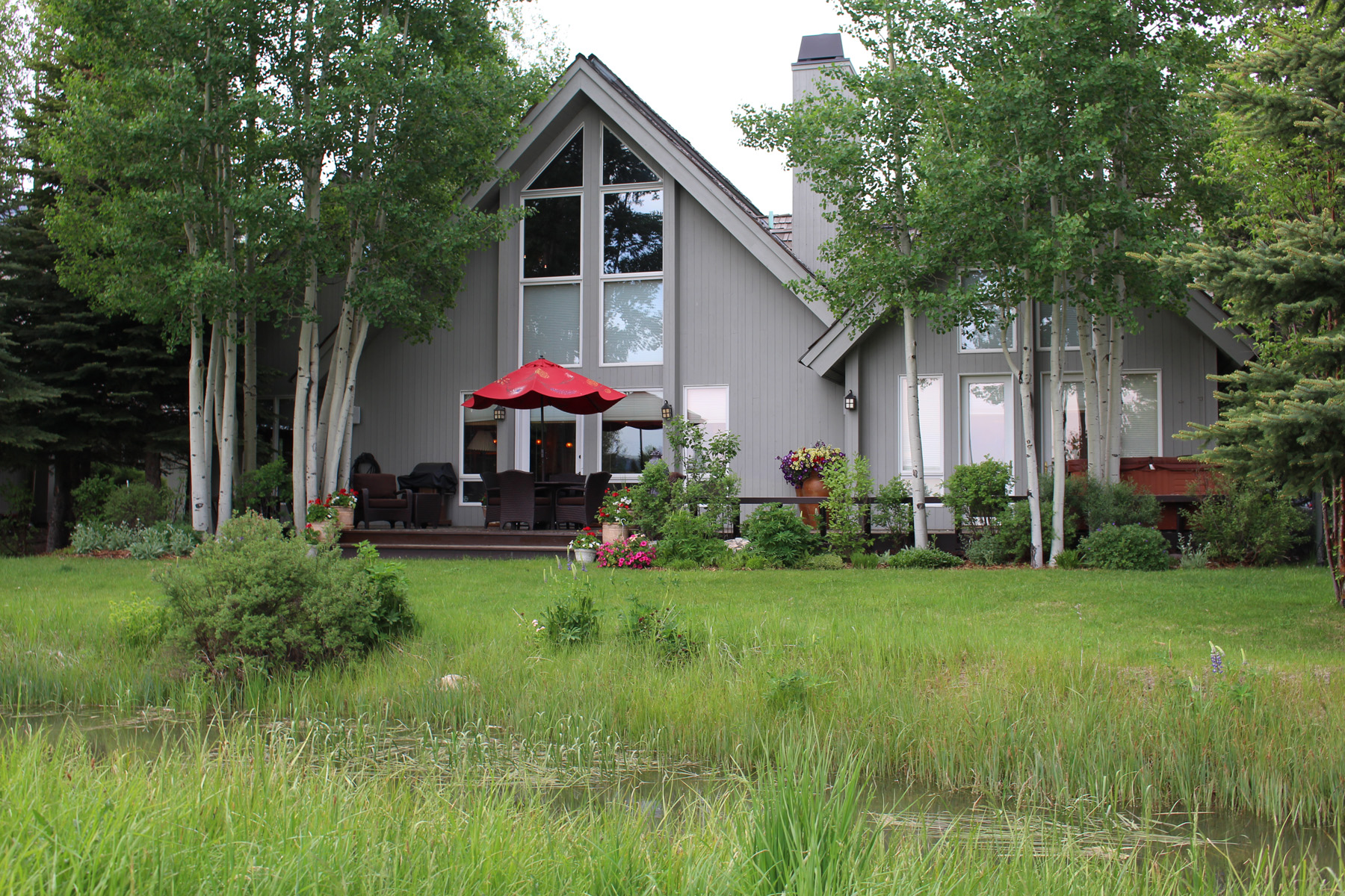 sales property at Immaculate Cluster in Teton Pines