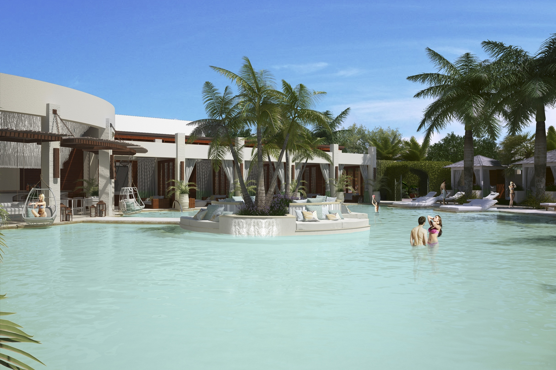 Additional photo for property listing at The Shore Club ~ Villa 6 The Shore Club, Long Bay, Providenciales Islas Turcas Y Caicos