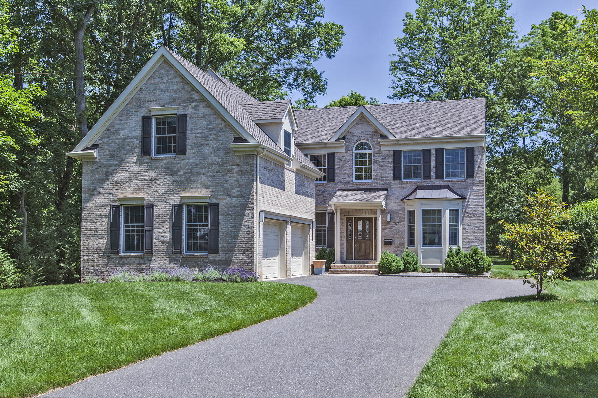 Single Family Home for Sale at Awash with Sunlight in a Prized Princeton Location 47 Carnahan Place Princeton, New Jersey 08540 United States