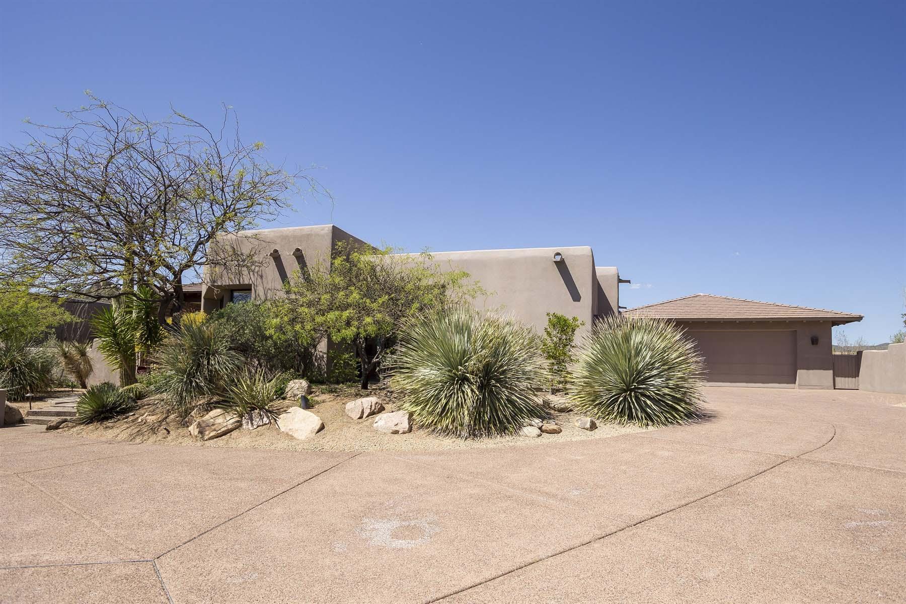 Single Family Home for Sale at wonderful Home in DesertMountain Skyline. 39640 N 100TH ST Scottsdale, Arizona SCOTT United States