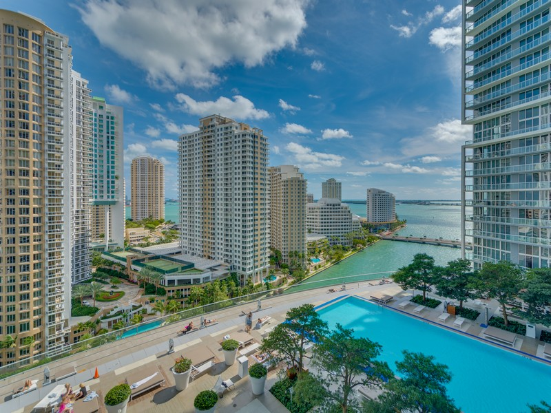 Condominium for Sale at 475 Brickell Ave #1807 Miami, Florida, 33131 United States