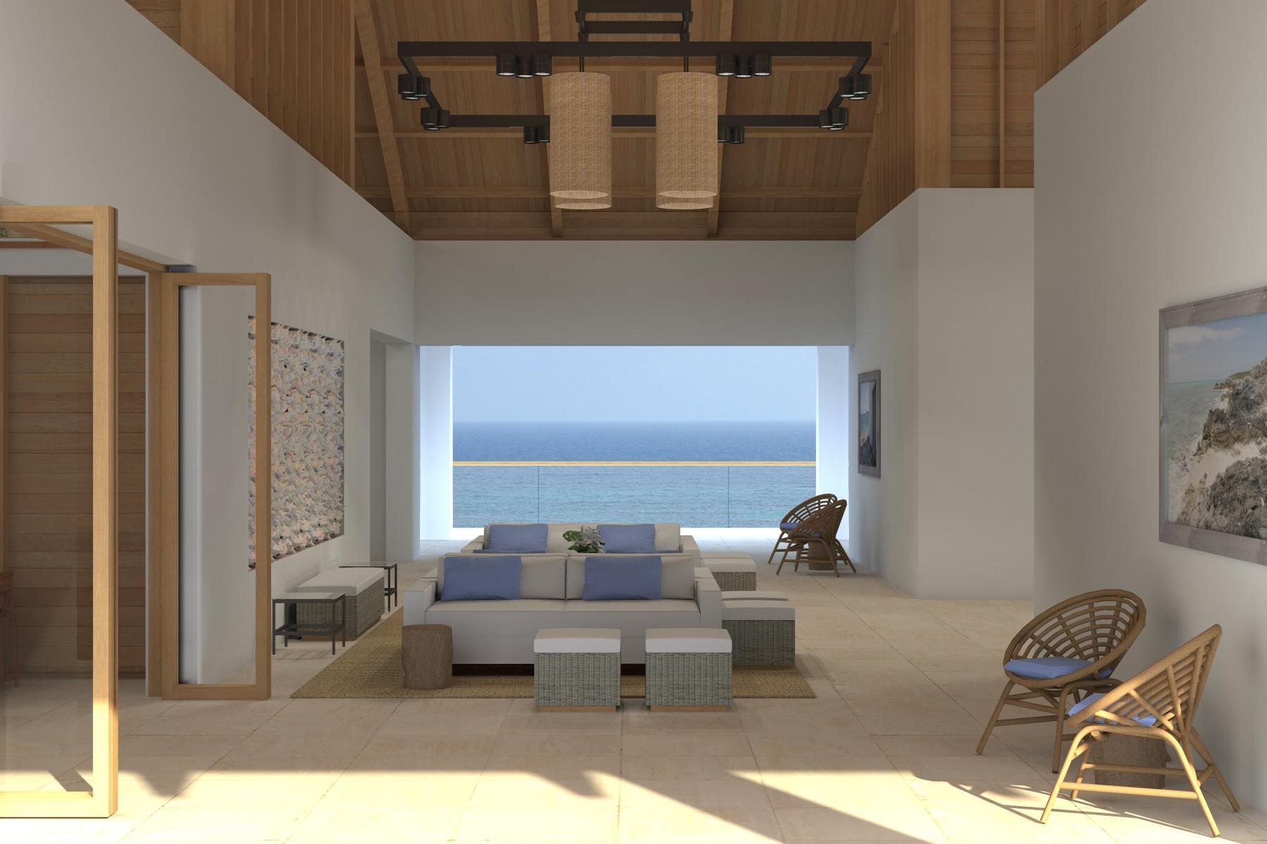 Additional photo for property listing at Beach Villa - Lot 4 Beachfront Sailrock, South Caicos TC Islas Turcas Y Caicos
