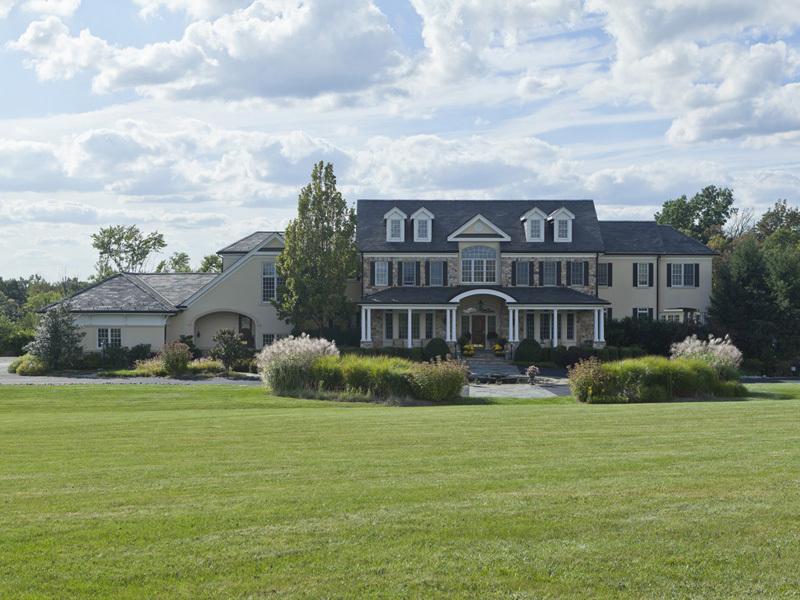 단독 가정 주택 용 매매 에 The Ultimate Wall Street Getaway- Hopewell Twp, Mercer County 131 - 133 Harbourton Woodsville Road Hopewell Township Lambertville, 뉴저지, 08530 미국