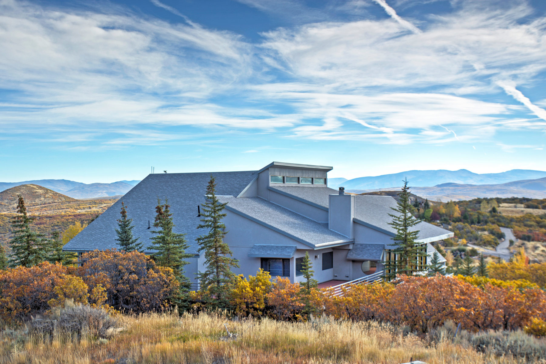 Single Family Home for Sale at This Mountaintop Gem is the Perfect Personal or Corporate Retreat 325 Mountain Top Dr Park City, Utah, 84060 United States