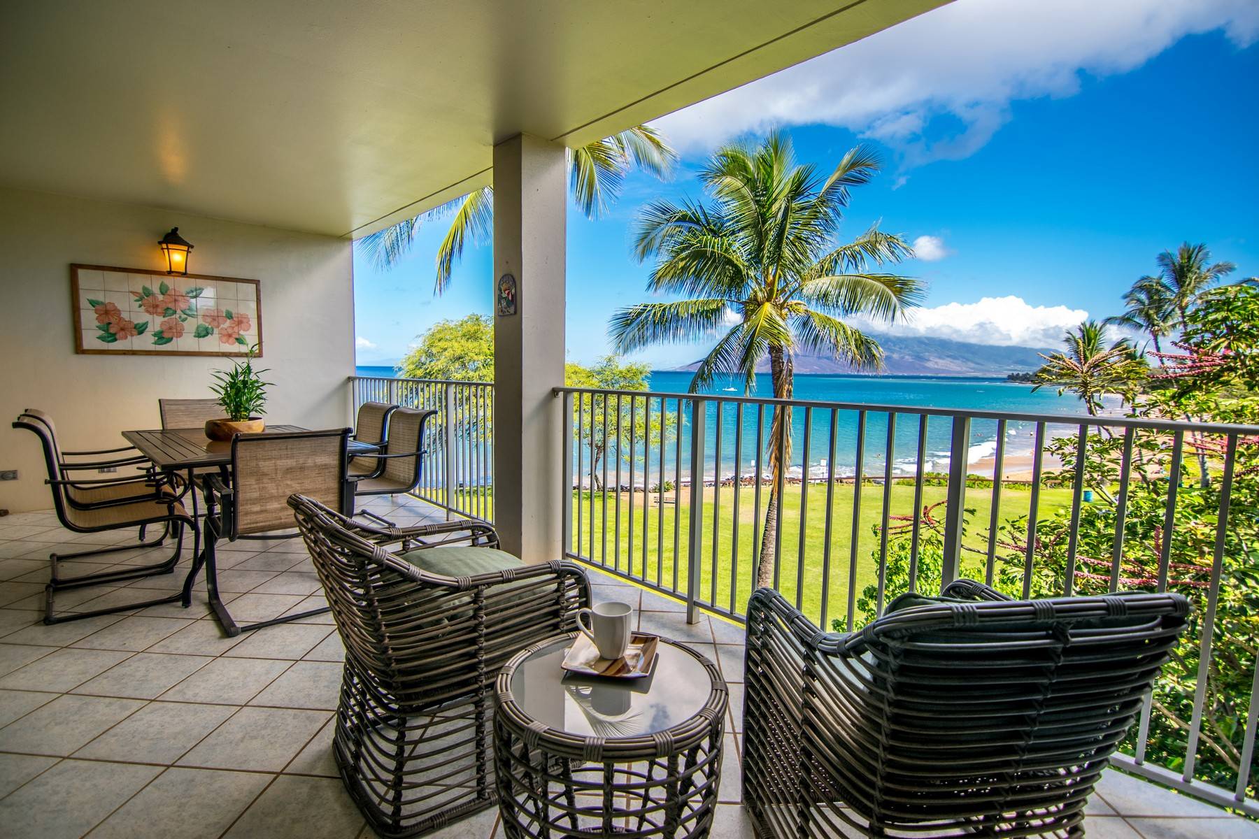 Condominio por un Venta en Royal Mauian-Direct Oceanfront Condo With Room For The Whole Family 2430 S Kihei Road, Royal Mauian 402 Kihei, Hawaii, 96753 Estados Unidos