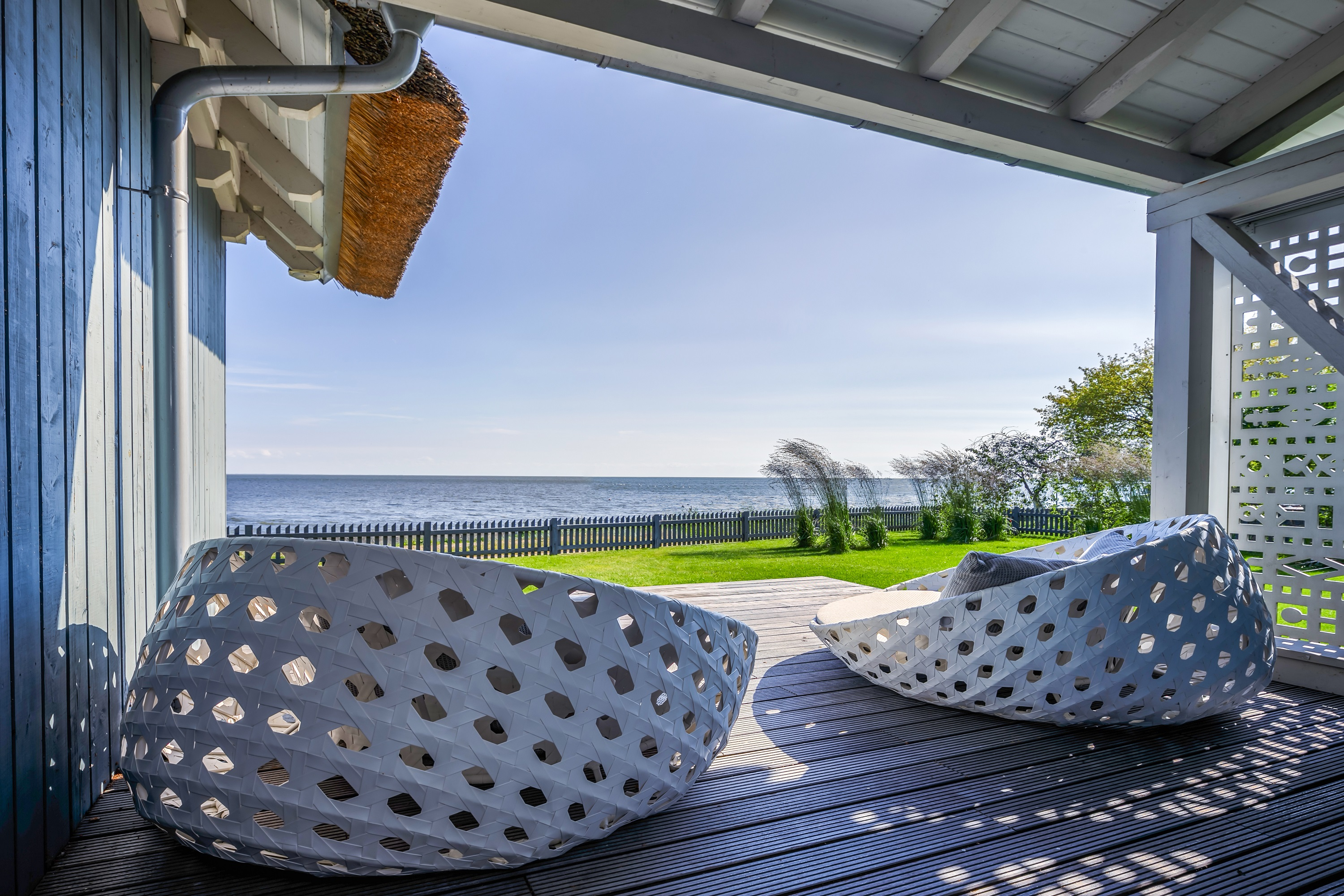 sales property at Luxurious House on the Coast of the Curonian Lagoon