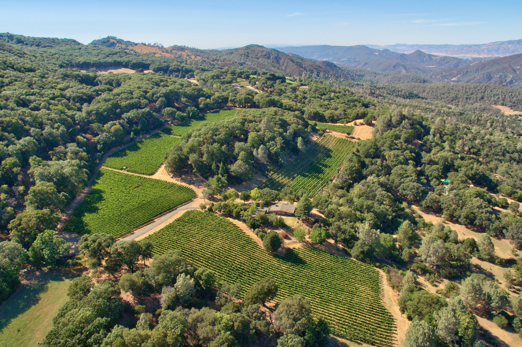 sales property at Atlas Peak Vineyard Estate