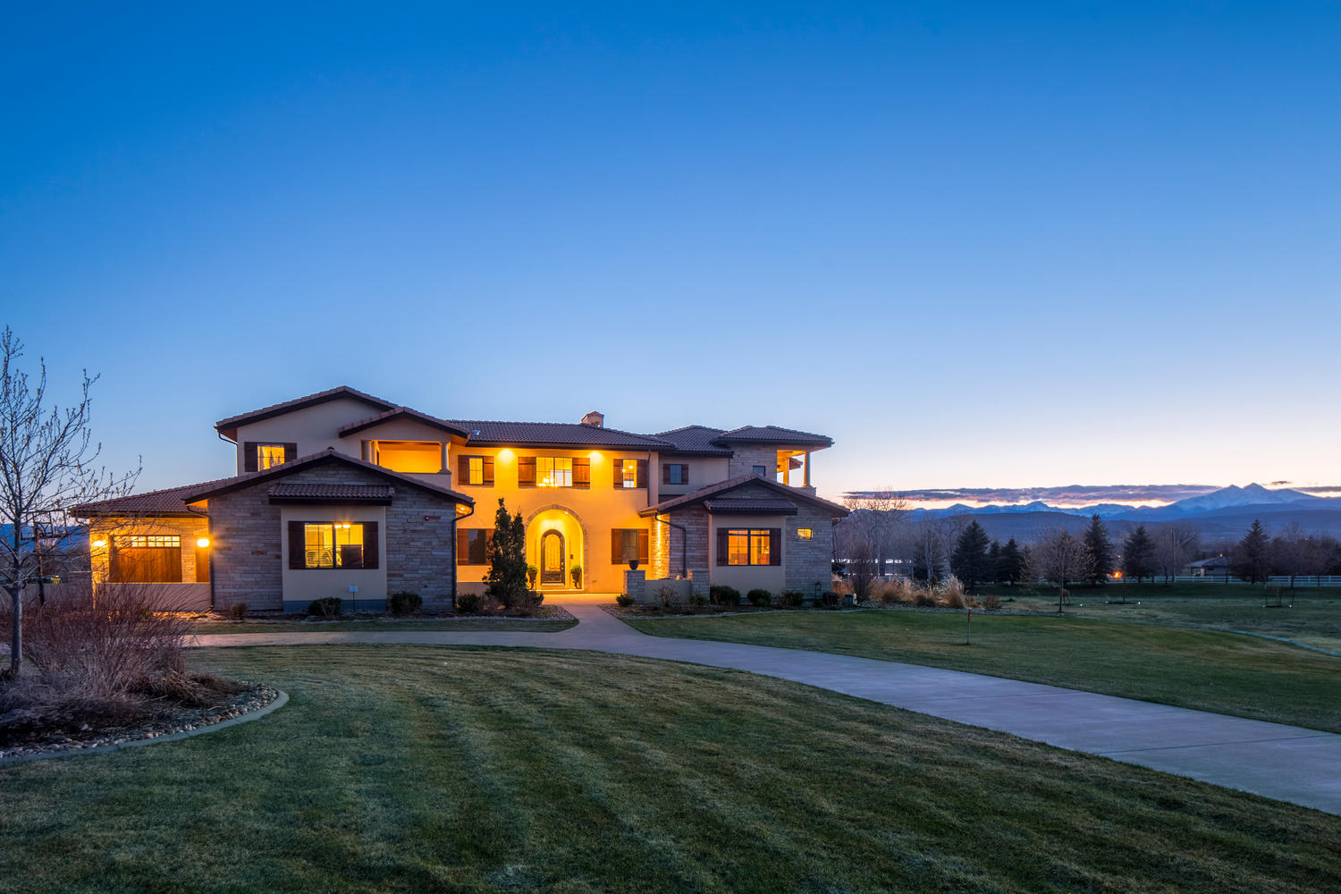 sales property at Mission Style Country Estate