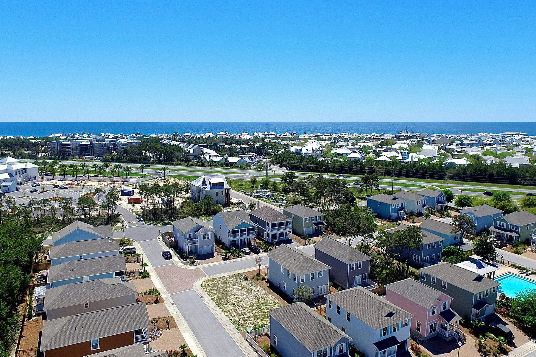 Land for Sale at WEST SHORE PLACE Lot 28 W Shore Lane Inlet Beach, Florida, 32461 United States