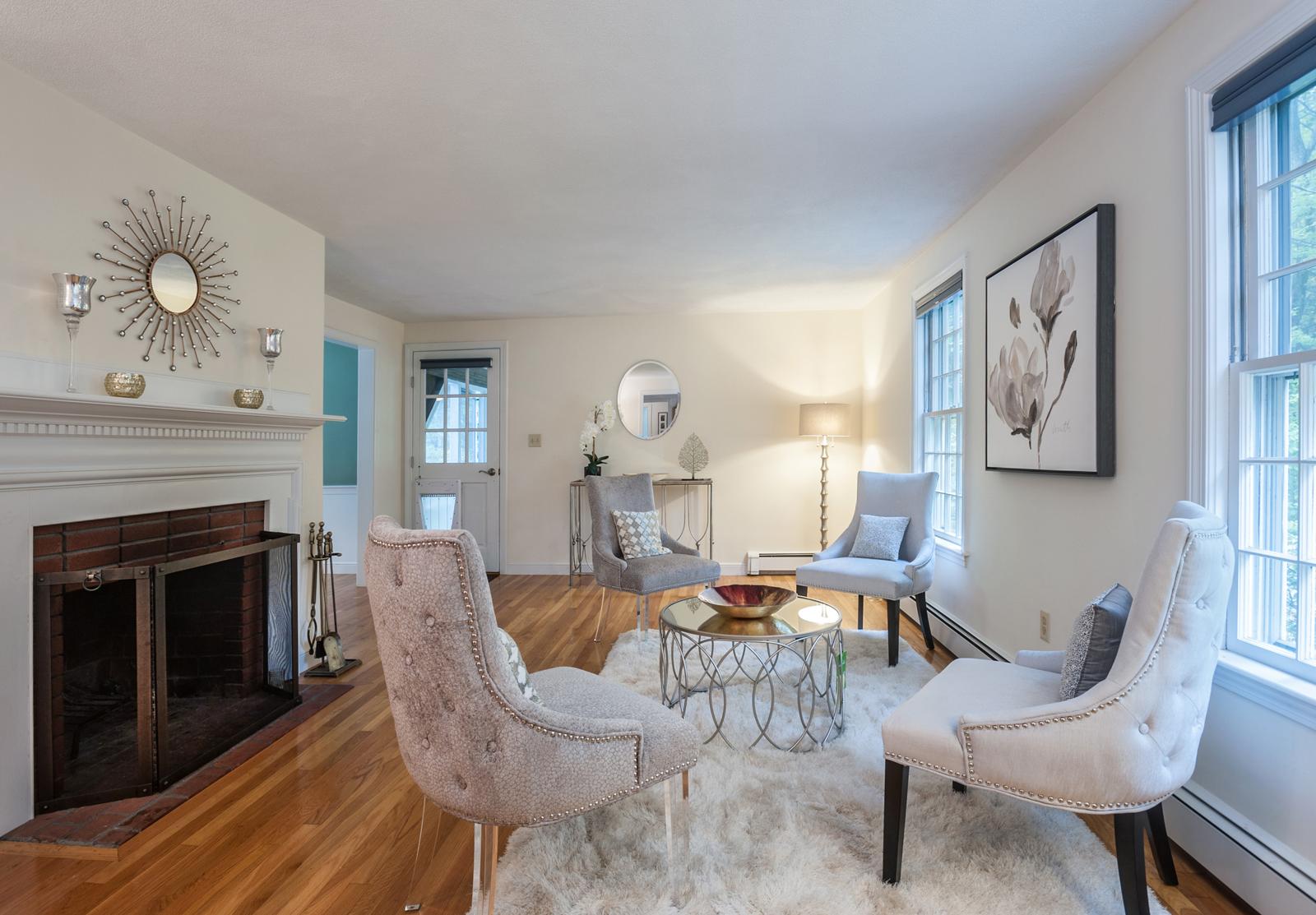 獨棟家庭住宅 為 出售 在 142 River Road - Carlisle, MA Carlisle, 麻塞諸塞州, 01741 美國