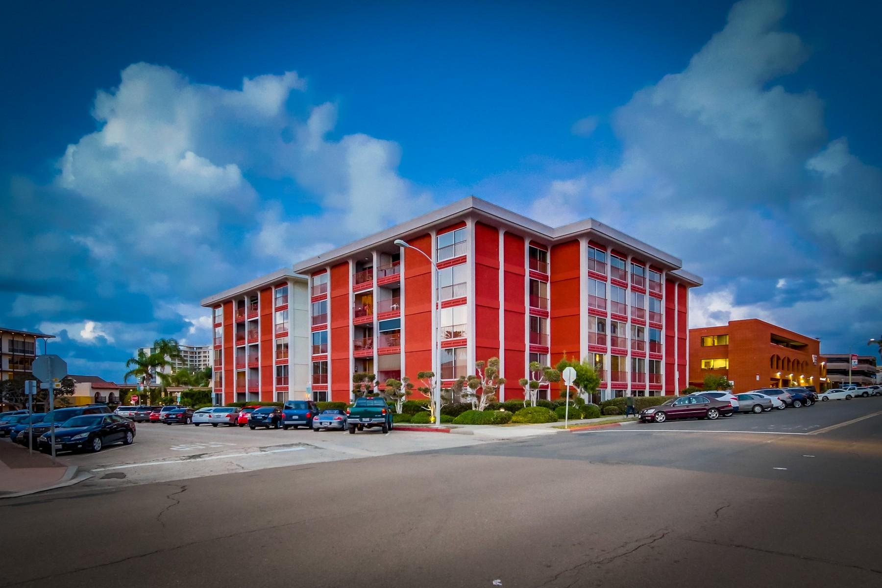 Appartement en copropriété pour l Vente à 7811 Eads Avenue Suite 510 La Jolla, Californie 92037 États-Unis