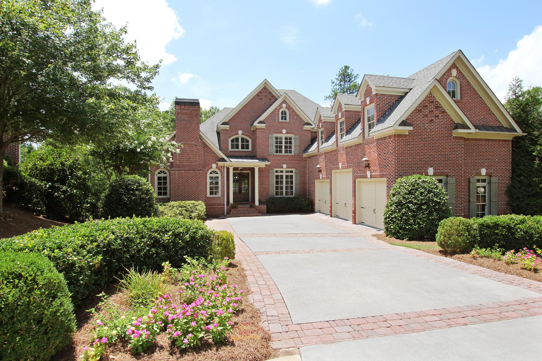 獨棟家庭住宅 為 出售 在 Gated Golf Course Community 6135 Talmadge Run NW Acworth, 喬治亞州, 30101 美國
