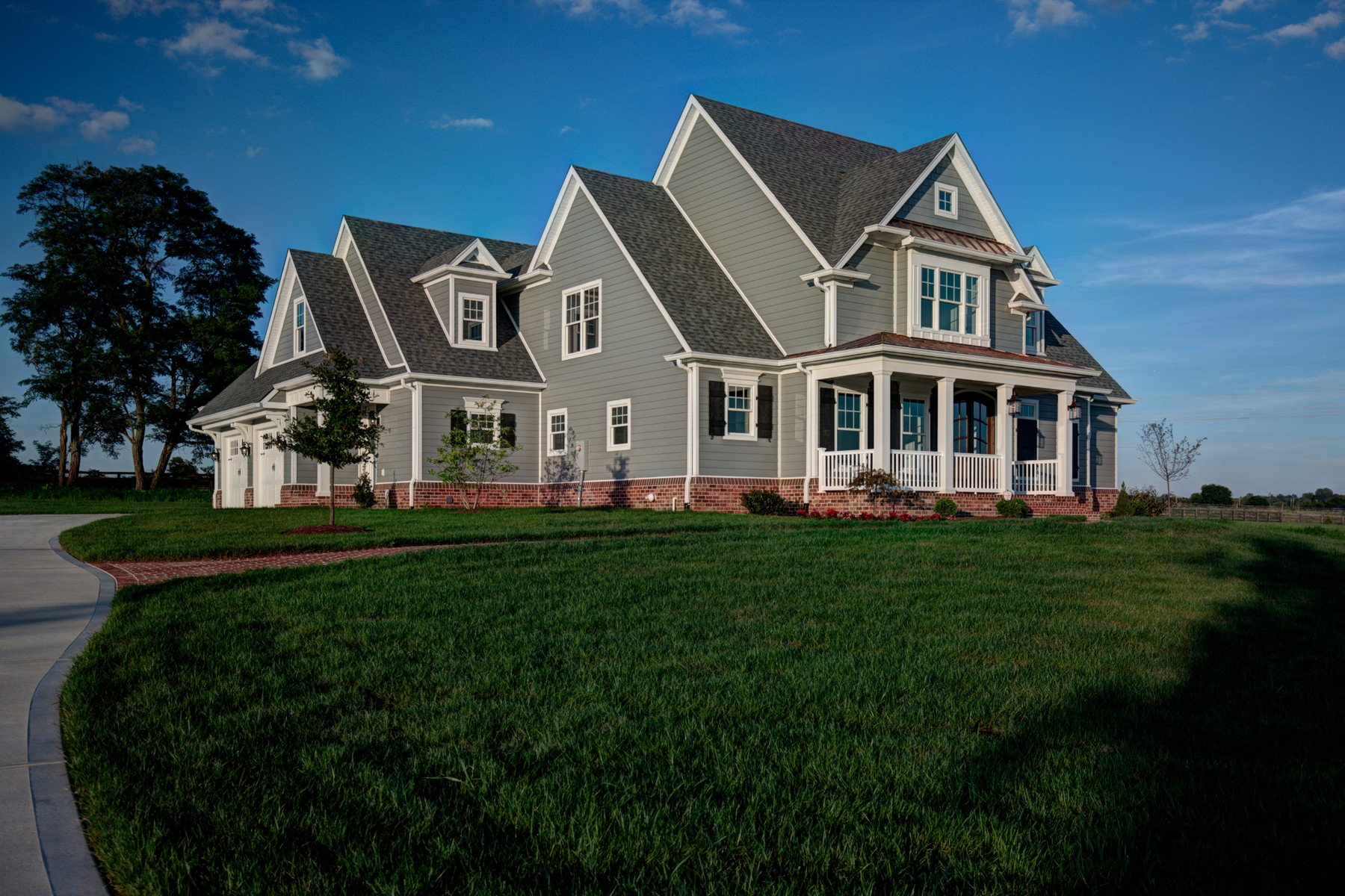 Casa Unifamiliar por un Venta en 208 The Oaks Blvd Nicholasville, Kentucky, 40356 Estados Unidos