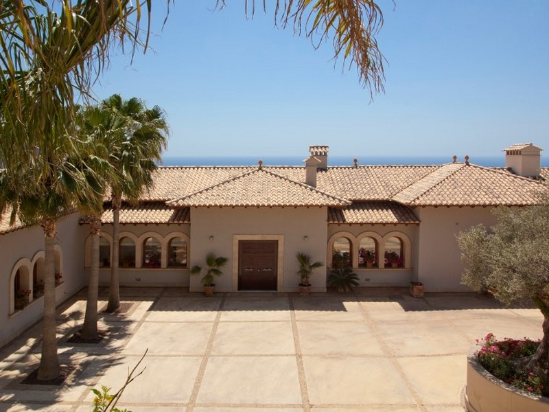 Property Of Luxury Villa with fantastic views in Port Andratx