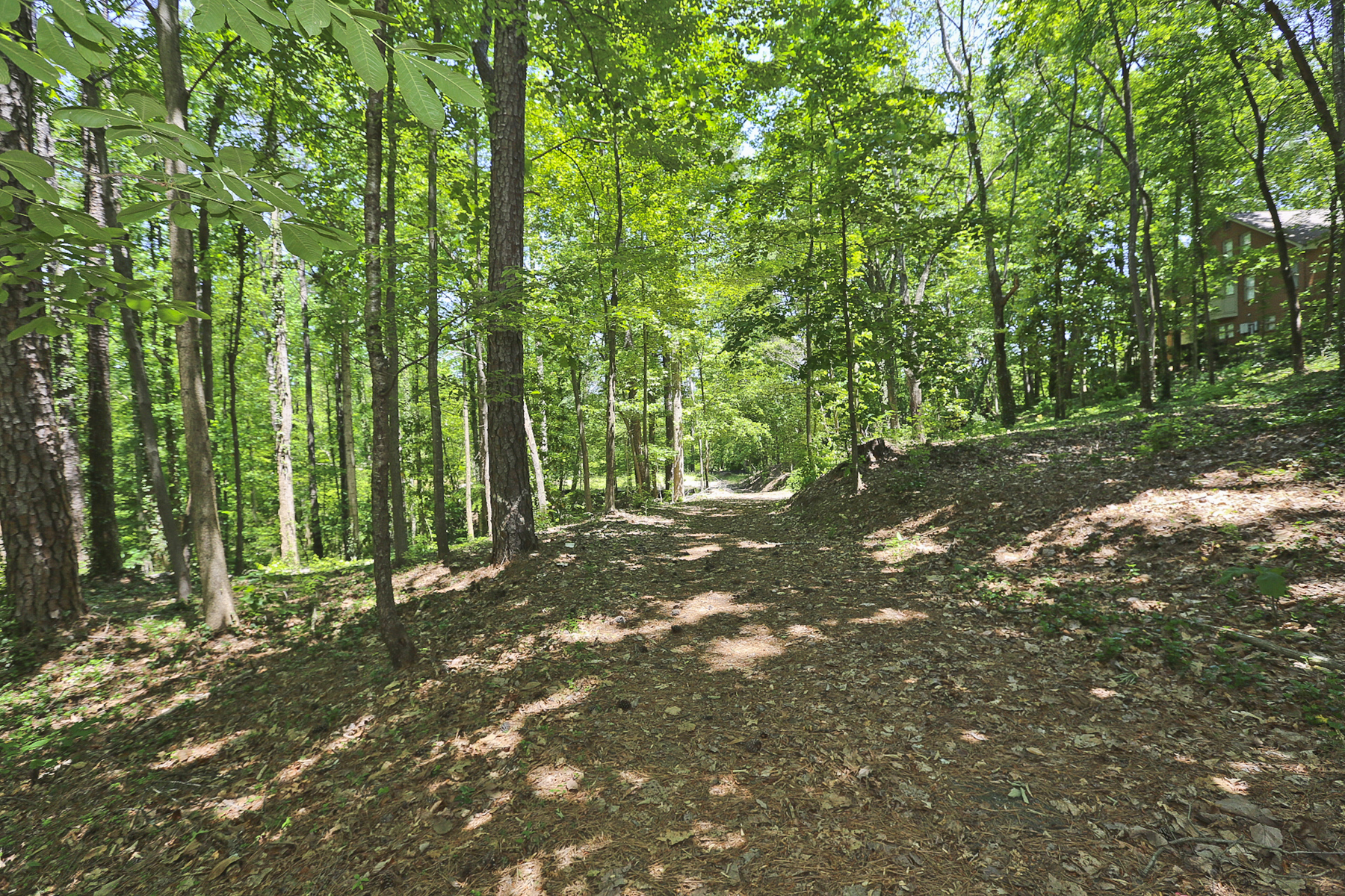 Land for Sale at Beautiful Wooded 3.4 Acre Homesite In Fantastic Close-in Sandy Springs Location 61 Burdette Road NW Sandy Springs, Georgia 30327 United States