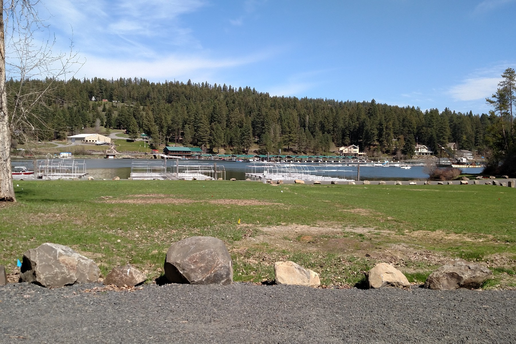 Land for Sale at Secondary Waterfront Lot with Boat Slip NNA S Watson Coeur D Alene, Idaho, 83814 United States