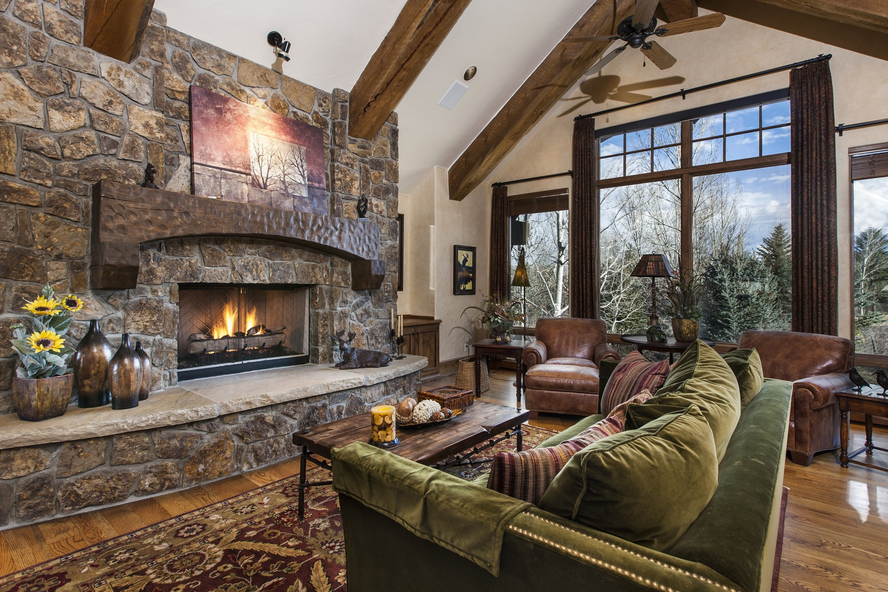 Other Residential for Sale at Gracious Mountain Home 93 River Glen Carbondale, Colorado 81623 United States