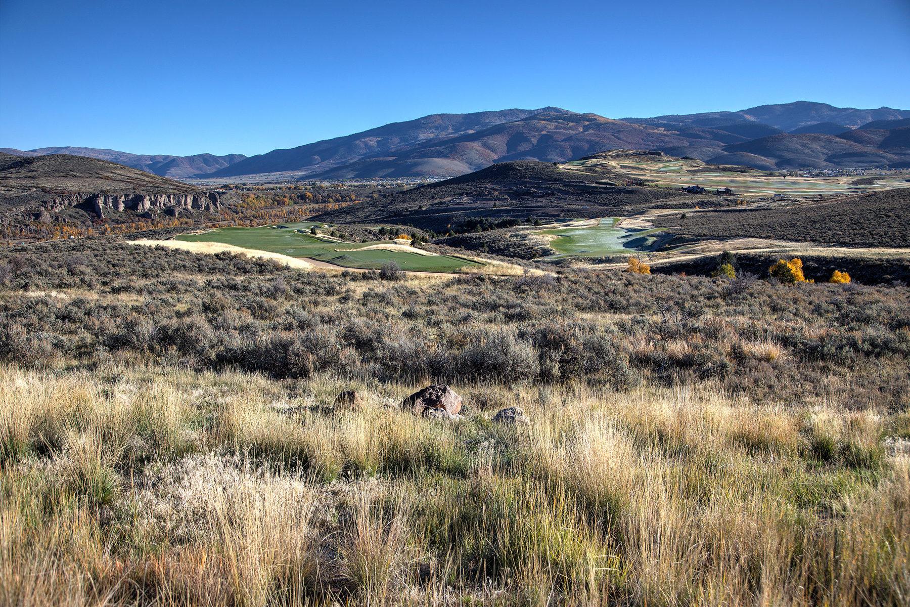 Terreno per Vendita alle ore Premier Lot at Victory Ranch, on the 5th tee box 6850 N Caddis Dr Lot 85 Heber City, Utah 84032 Stati Uniti