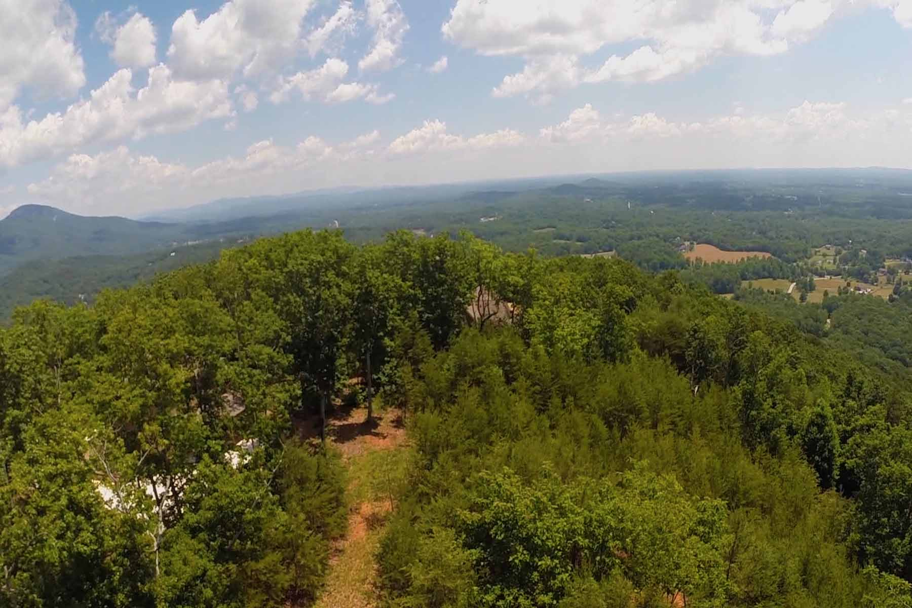 Land voor Verkoop een t Prime Mountaintop Land for Sale in Georgia 0 Eagle Ridge Trail Cleveland, Georgië 30528 Verenigde Staten