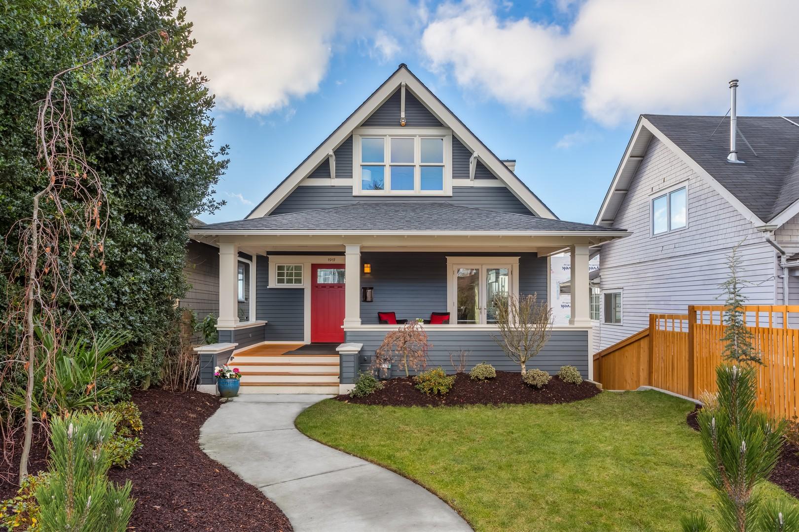 Villa per Vendita alle ore 1917 9th Ave W Seattle, Washington, 98119 Stati Uniti