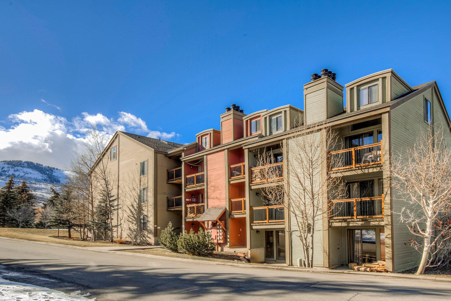 Condominium for Sale at Updated Charming Condo 1530 Empire Ave Unit 115 Park City, Utah 84060 United States