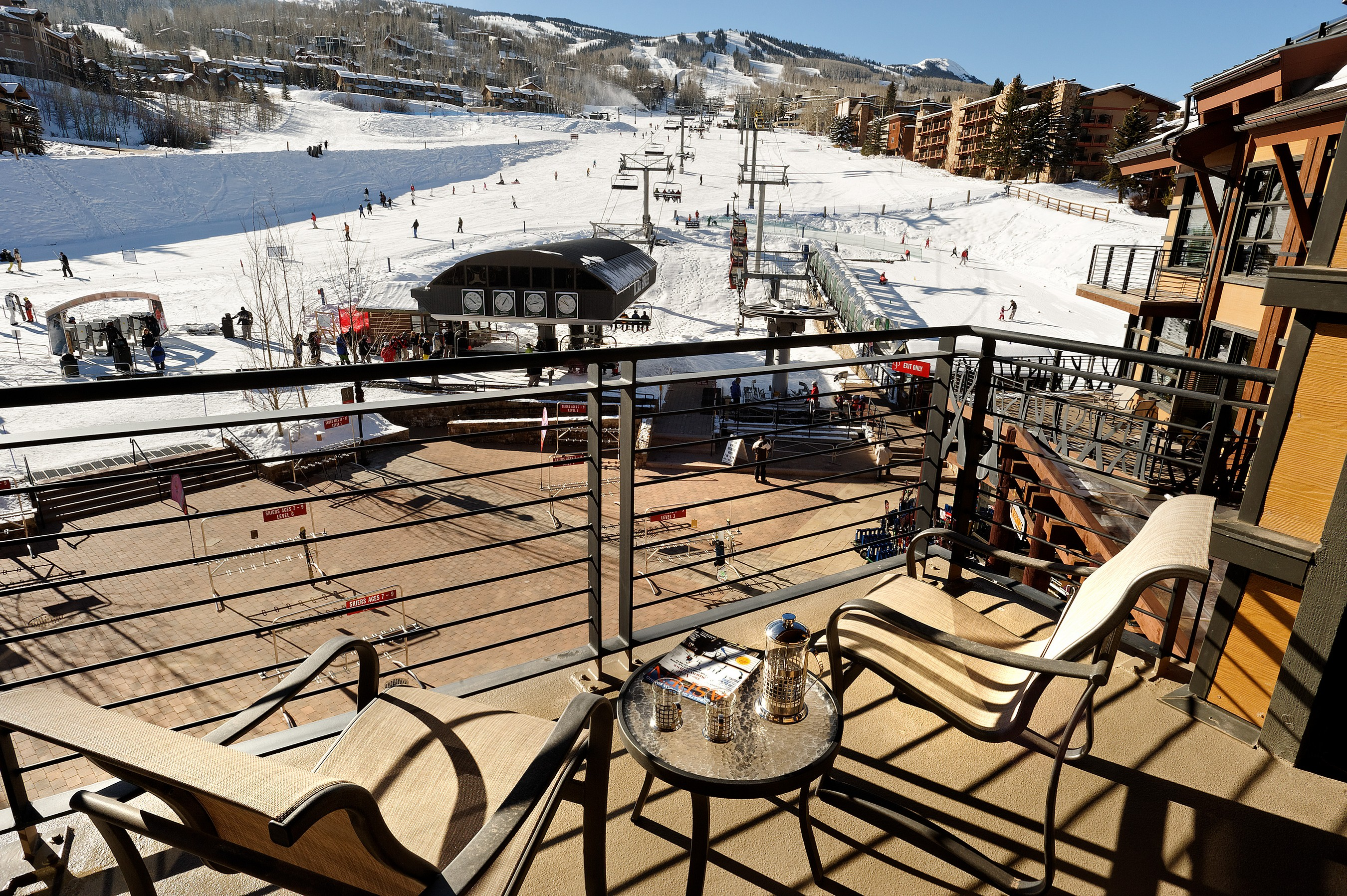 Piso por un Venta en Hayden Lodge #2302 120 Carriage Way Unit 2302 Snowmass Village, Colorado, 81615 Estados Unidos