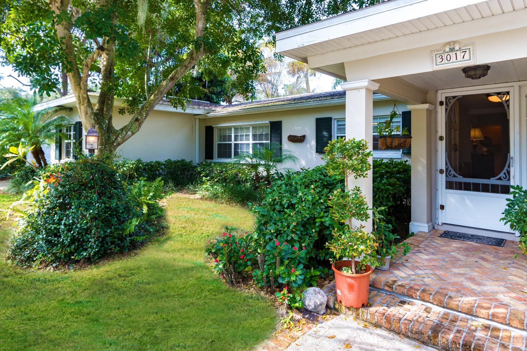 一戸建て のために 売買 アット Beautiful Golf Course Home at Country Club Pointe 3017 Golfview Dr Vero Beach, フロリダ, 32960 アメリカ合衆国
