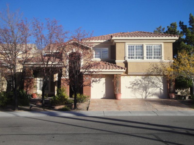 Maison unifamiliale pour l Vente à 4742 Lomas Santa Fe St Las Vegas, Nevada 89147 États-Unis