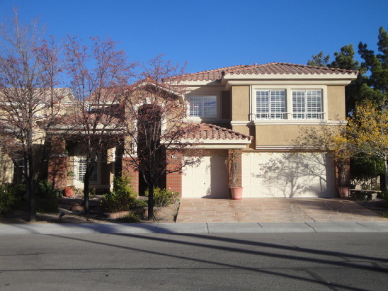 Single Family Home for Sale at 4742 Lomas Santa Fe St Las Vegas, Nevada 89147 United States