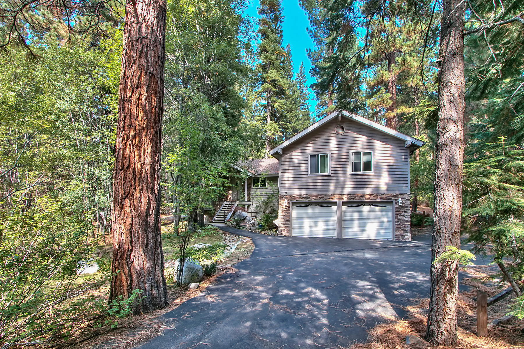 Single Family Home for Sale at 175 Mayhew Circle Incline Village, Nevada 89451 United States