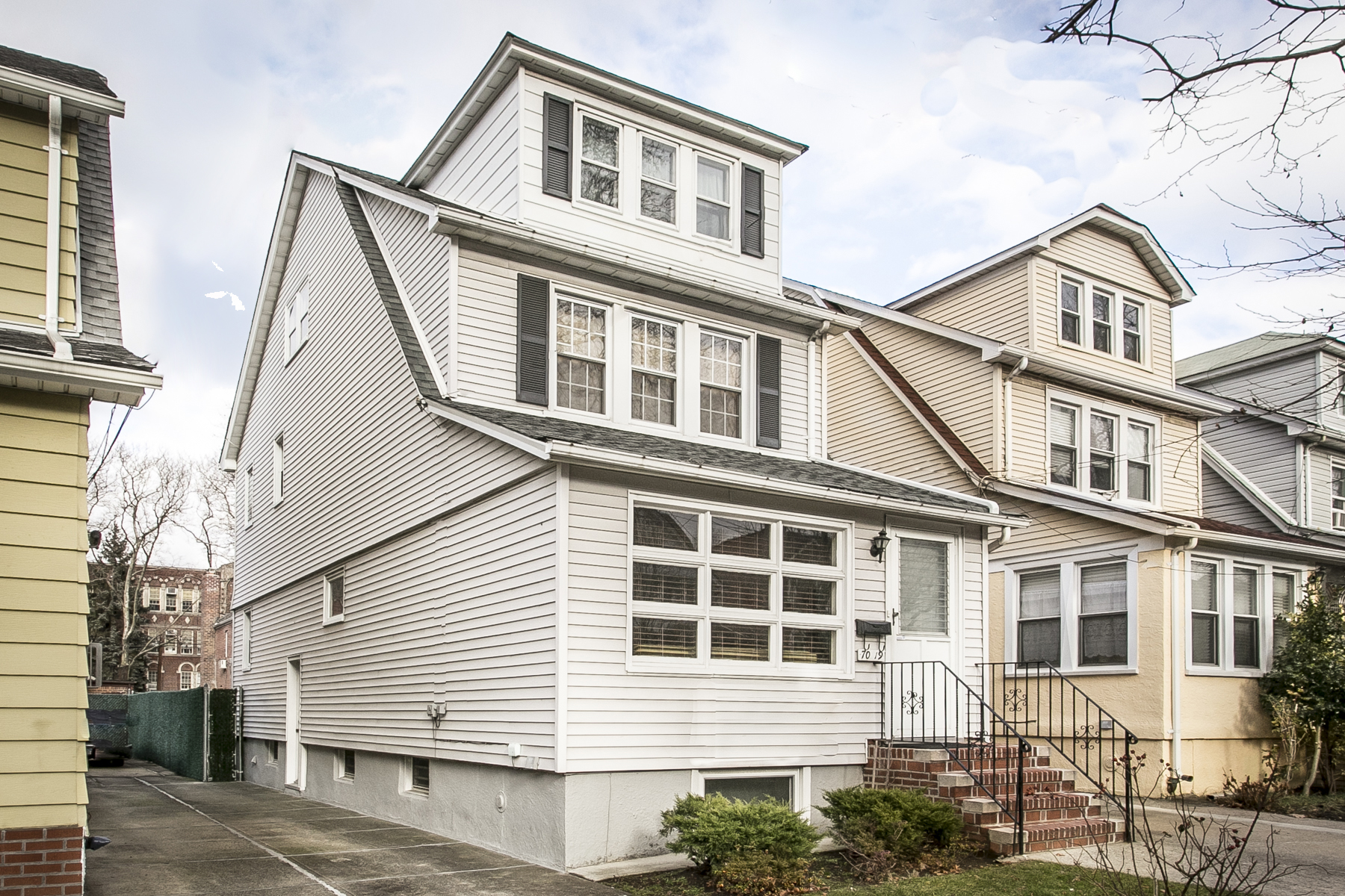 "Single Family Home for Sale at ""A CUT ABOVE THE REST"" 70-19 Loubet Street, Forest Hills, New York 11375 United States"