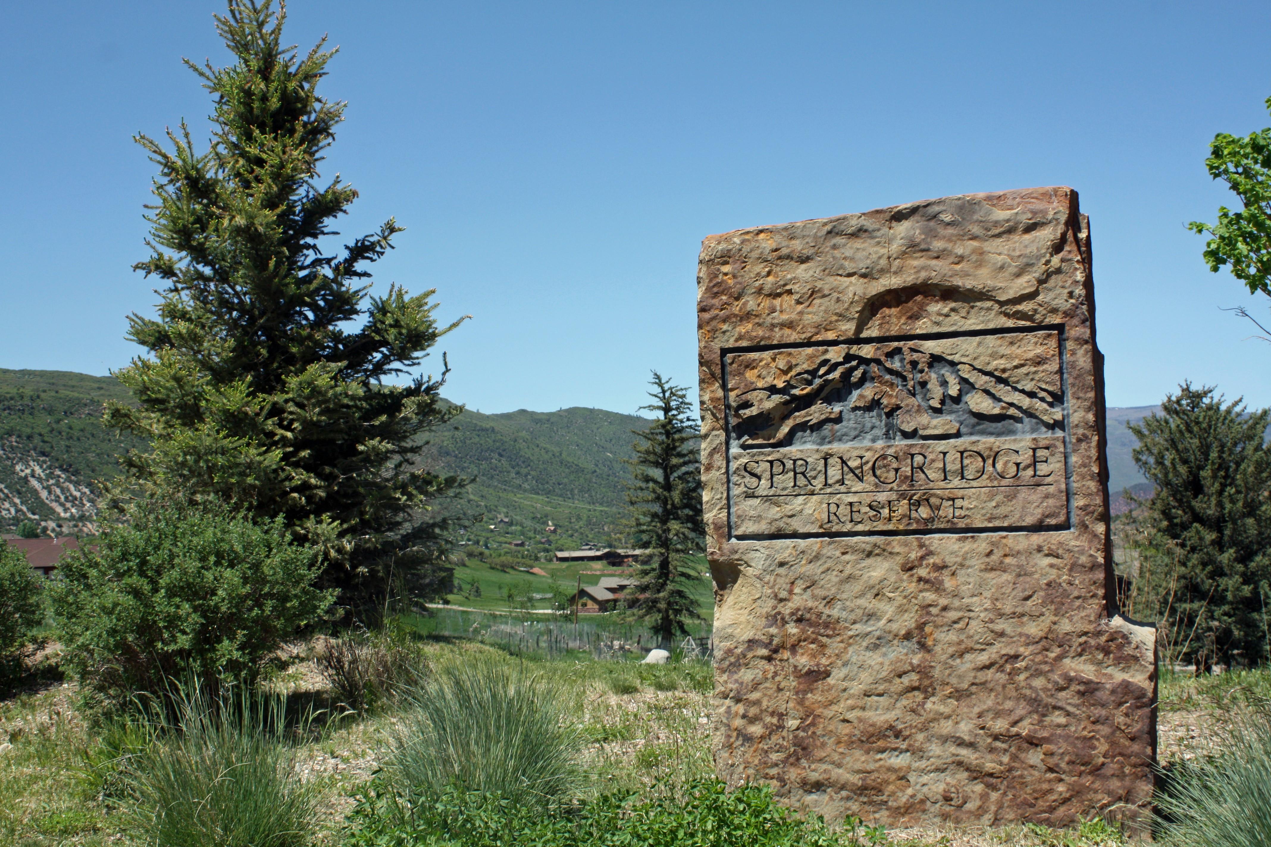 Land for Sale at Lot 43 Springridge Reserve Lot 43 Hidden Valley Glenwood Springs, Colorado, 81601 United States