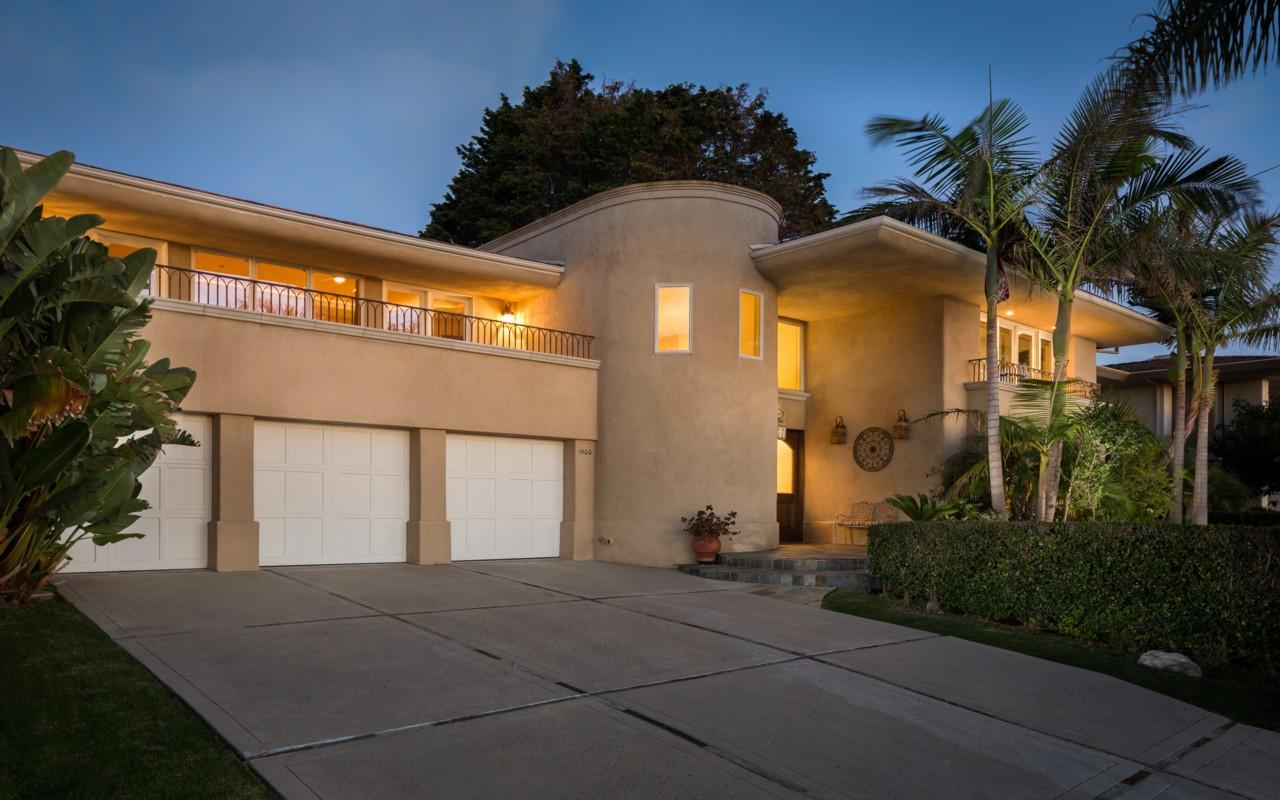 Vivienda unifamiliar por un Venta en Mediterranean Ocean View Estate 1500 Via Asturias Palos Verdes Estates, California, 90274 Estados Unidos