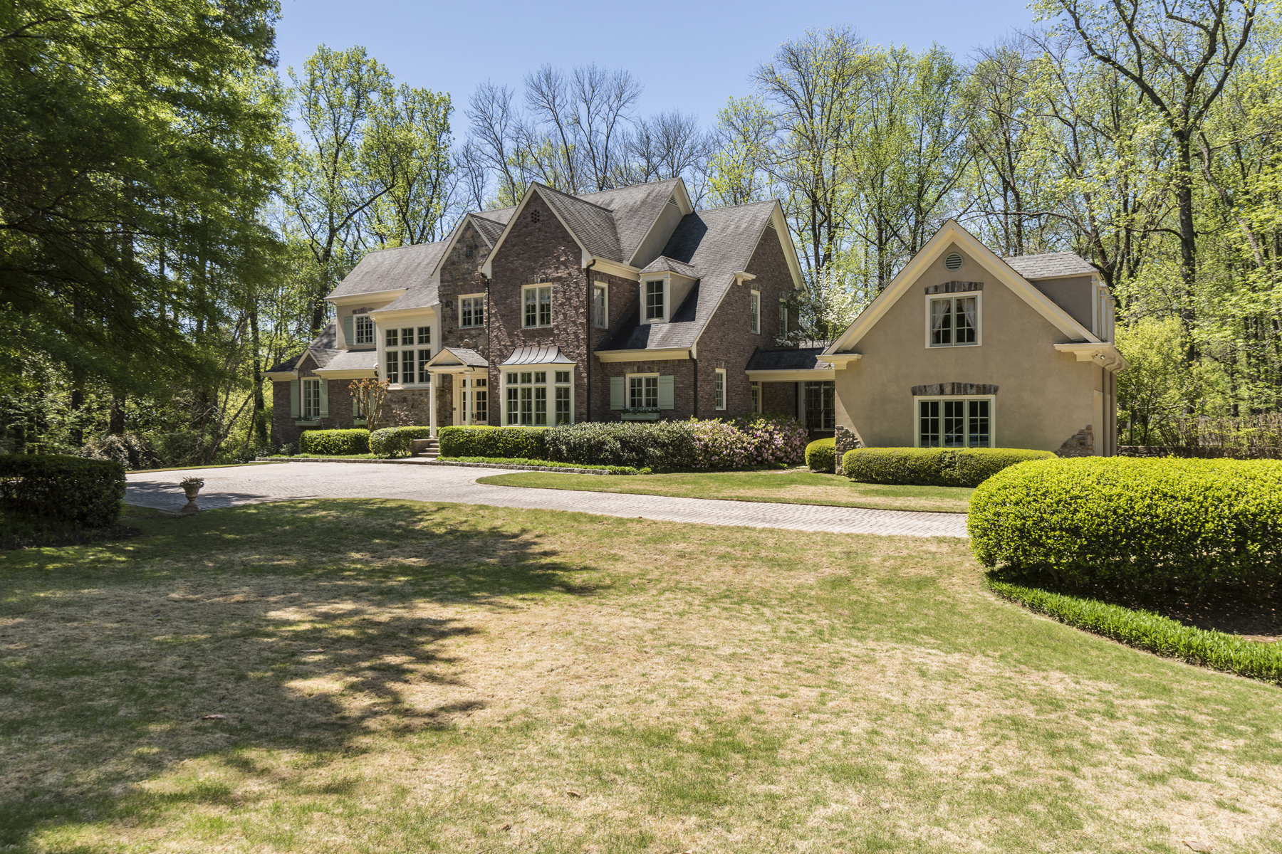Maison unifamiliale pour l Vente à Custom House Estate Setting 800 Fairfield Road NW Buckhead, Atlanta, Georgia, 30327 États-Unis