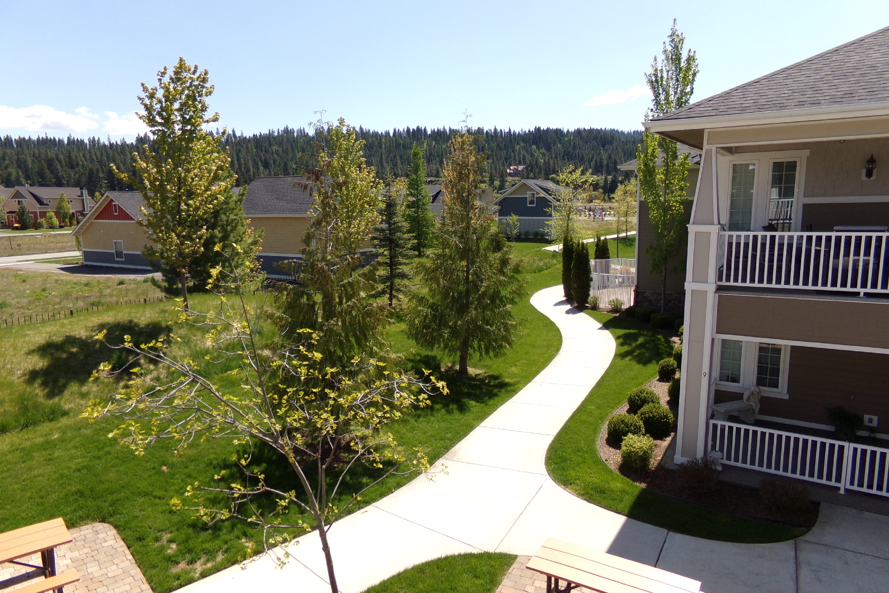 Condominium for Sale at The Condos at Mill River 4577 W Greenchain Loop #2 Coeur D Alene, Idaho, 83814 United States