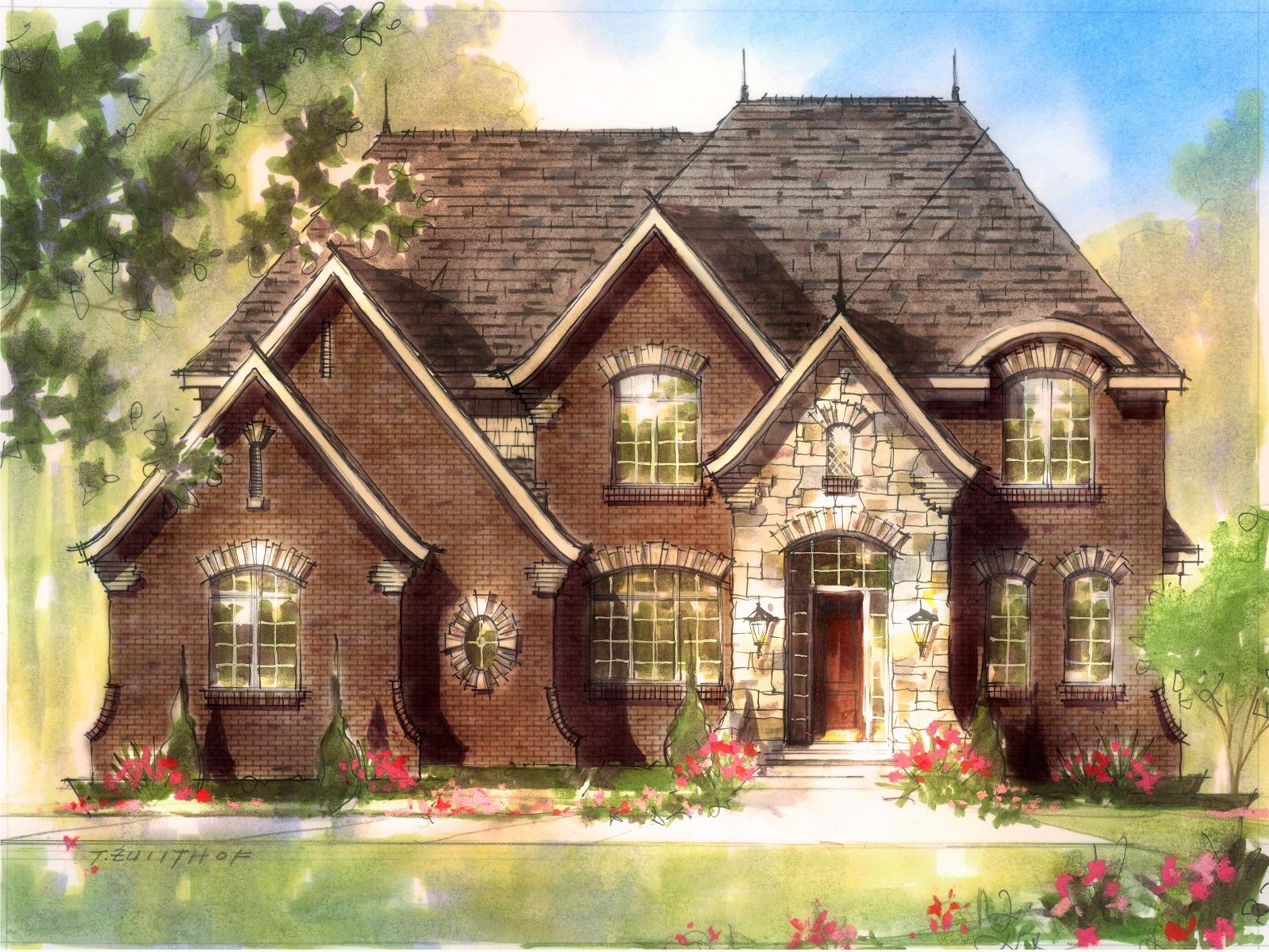 Maison unifamiliale pour l Vente à Bloomfield 918 Mitchell Court Bloomfield, Michigan 48304 États-Unis