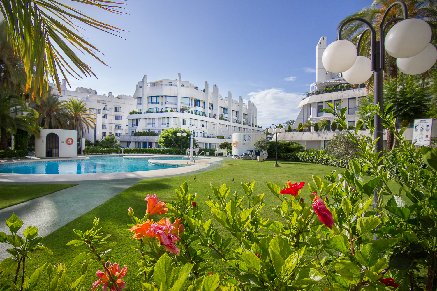 Apartment for Sale at Next to the Promenade in Marbella Town Marbella House Other Spain, Other Areas In Spain, 29600 Spain