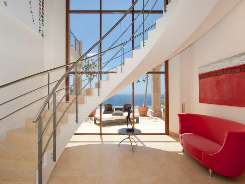 Casa Multifamiliar por un Venta en Luxury Villa with fantastic views in Port Andratx Port Andratx, Mallorca, 07157 España