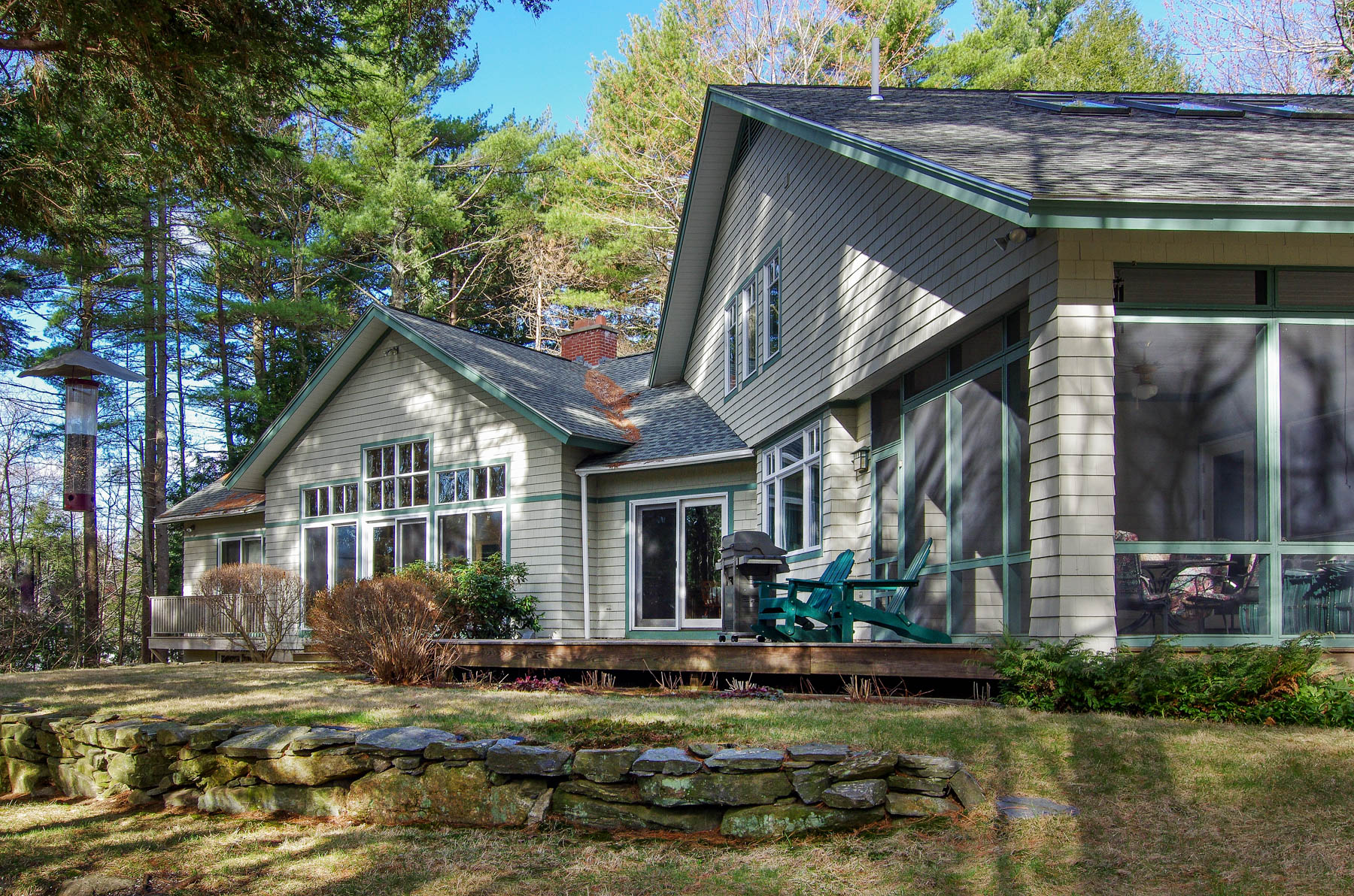 Single Family Home for Sale at 84 Woodlands Drive Falmouth, Maine 04105 United States