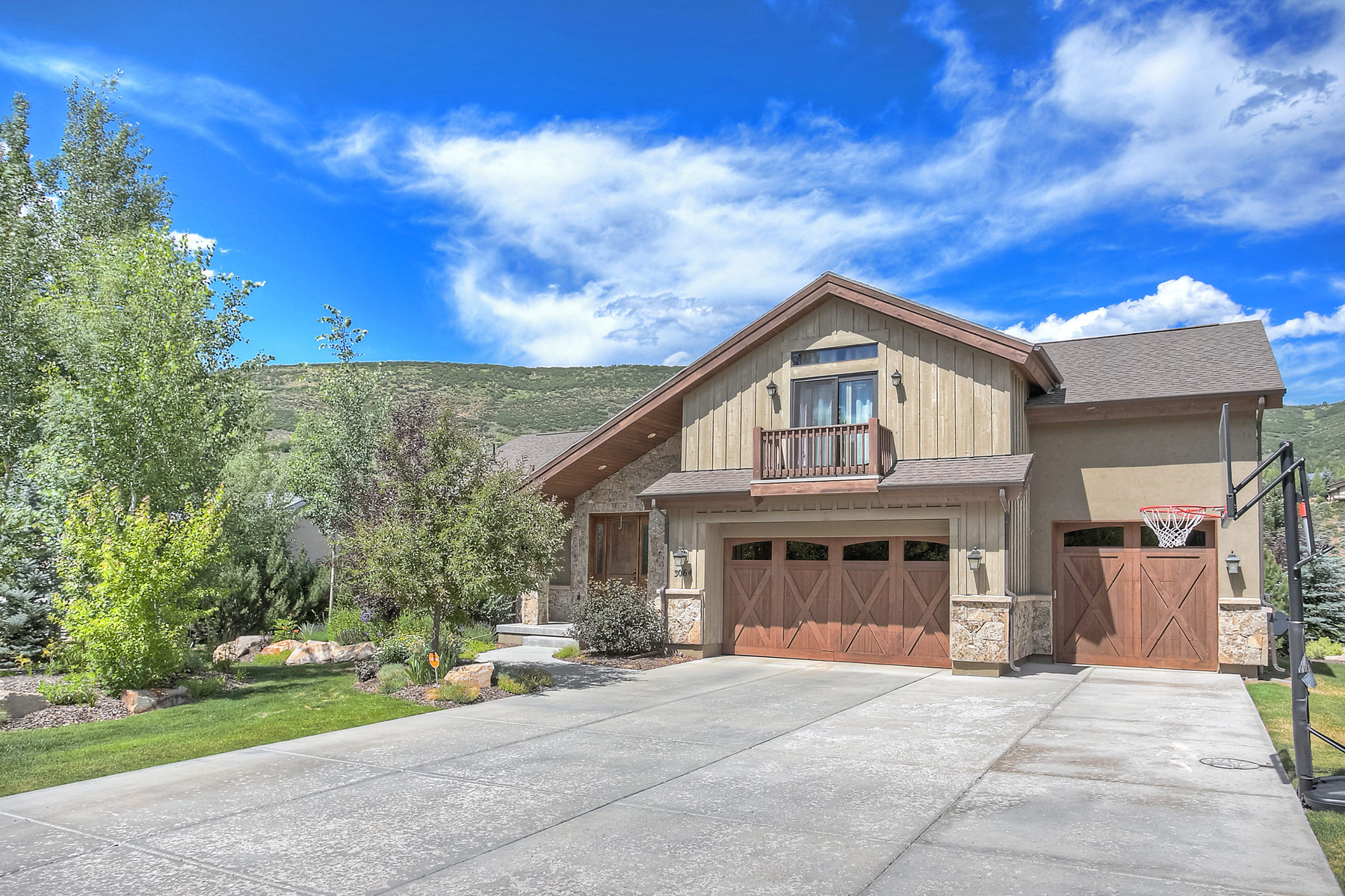 Single Family Home for Sale at 14th hole of Jeremy Ranch Golf Course 3064 Creek Rd Park City, Utah 84098 United States