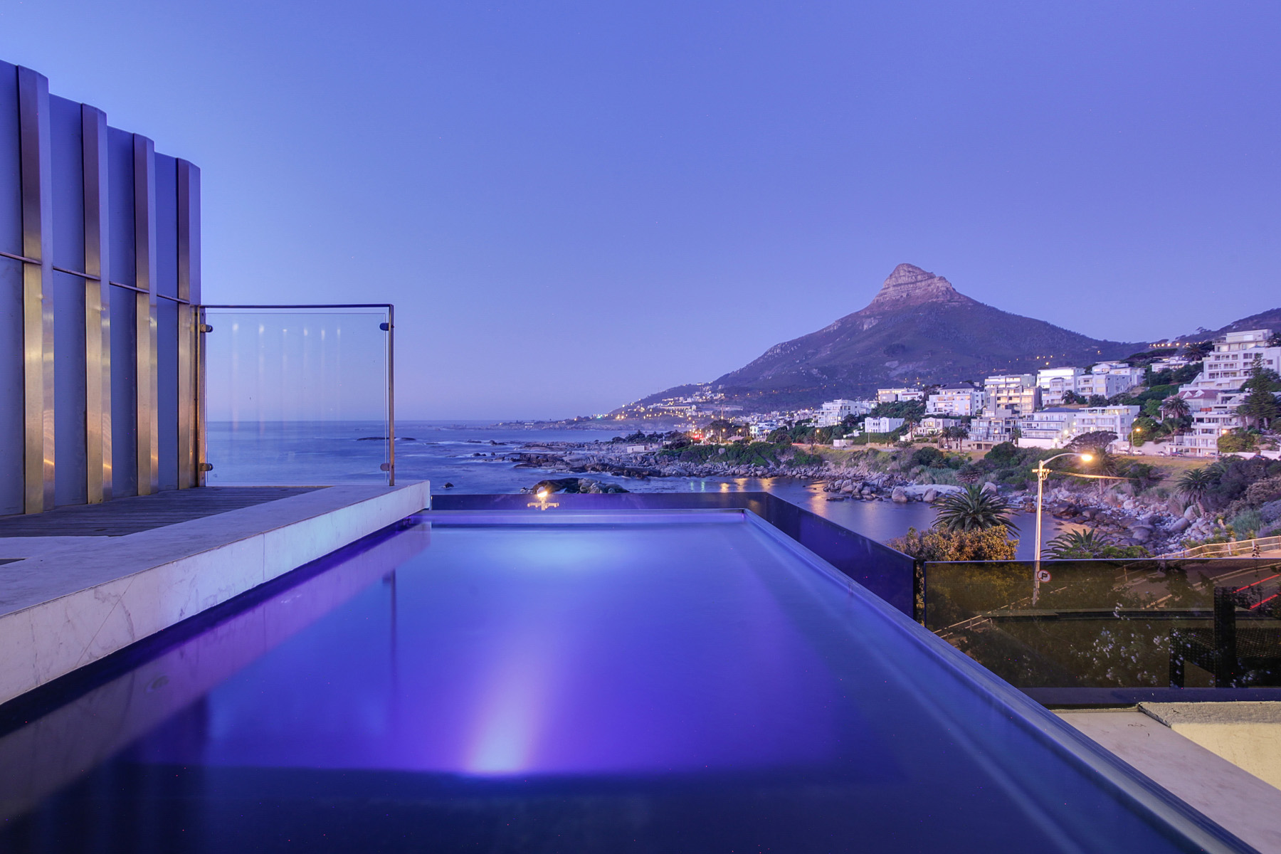 Single Family Home for Sale at Camps Bay Cape Town, Western Cape, 8000 South Africa