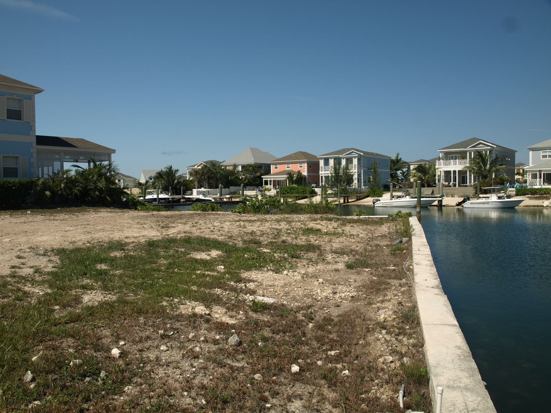 Additional photo for property listing at Poinciana Cay Lot #20, Sandyport Sandyport, Cable Beach, Nassau And Paradise Island Bahamas