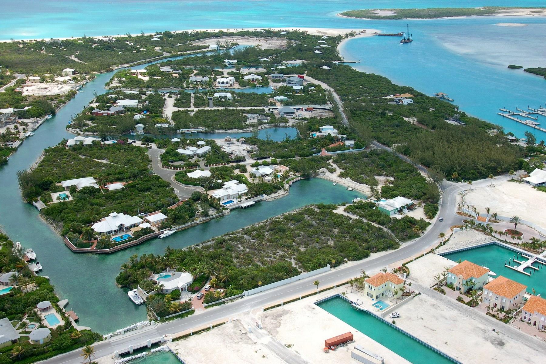 土地 のために 売買 アット Leeward Canalfront Lot Leeward, プロビデンシャルズ タークス・カイコス諸島