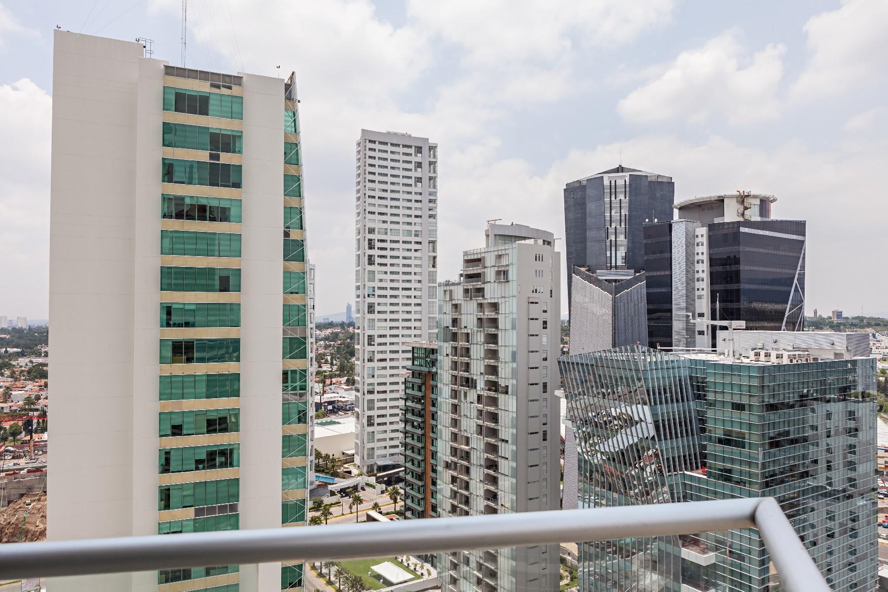Property Of Departamento en Renta, Torre Titanium Piso 17, Zona Andares - Puerta de Hierro