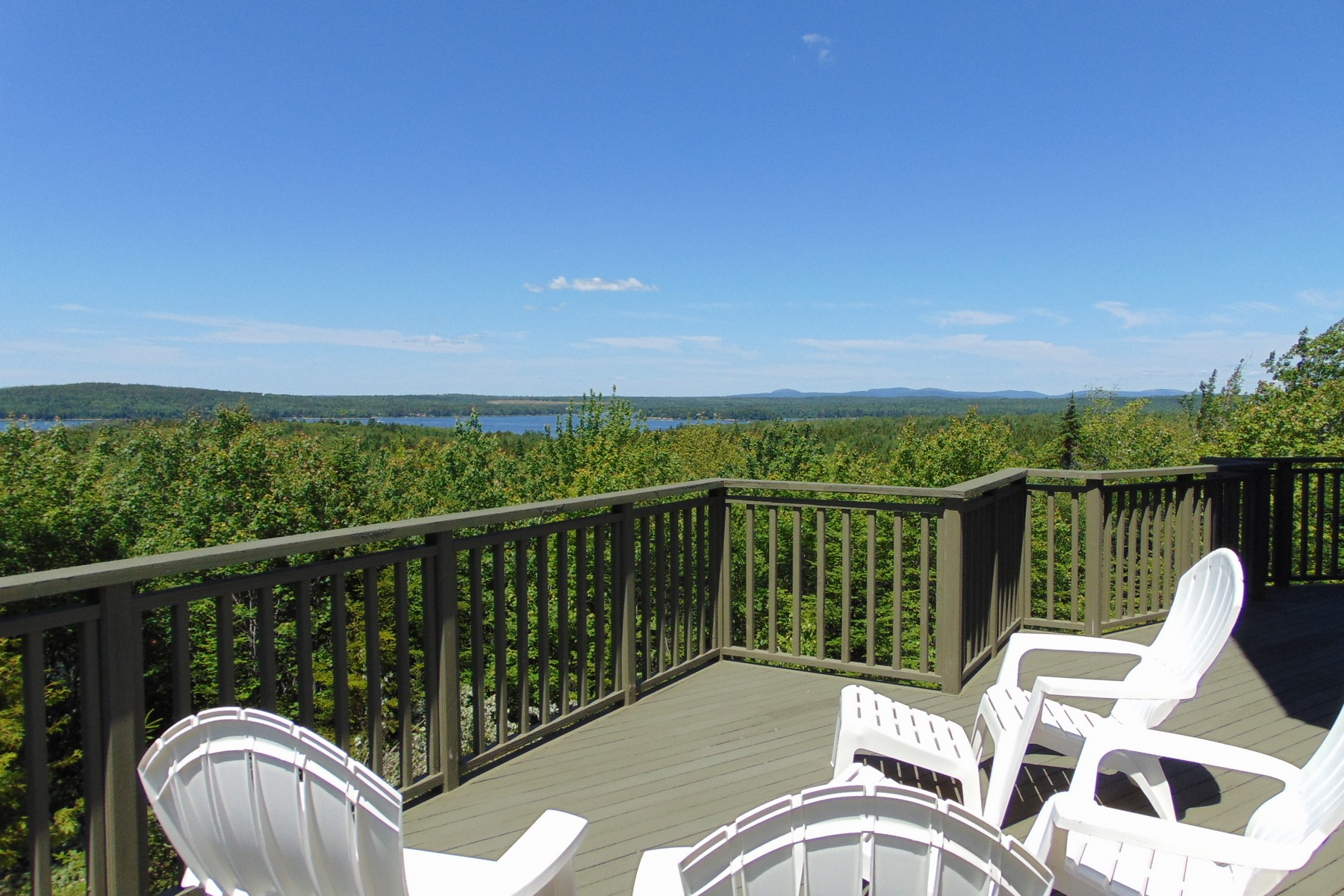 Single Family Home for Sale at The Summer Place 55 Bayview Drive Steuben, Maine 04680 United States