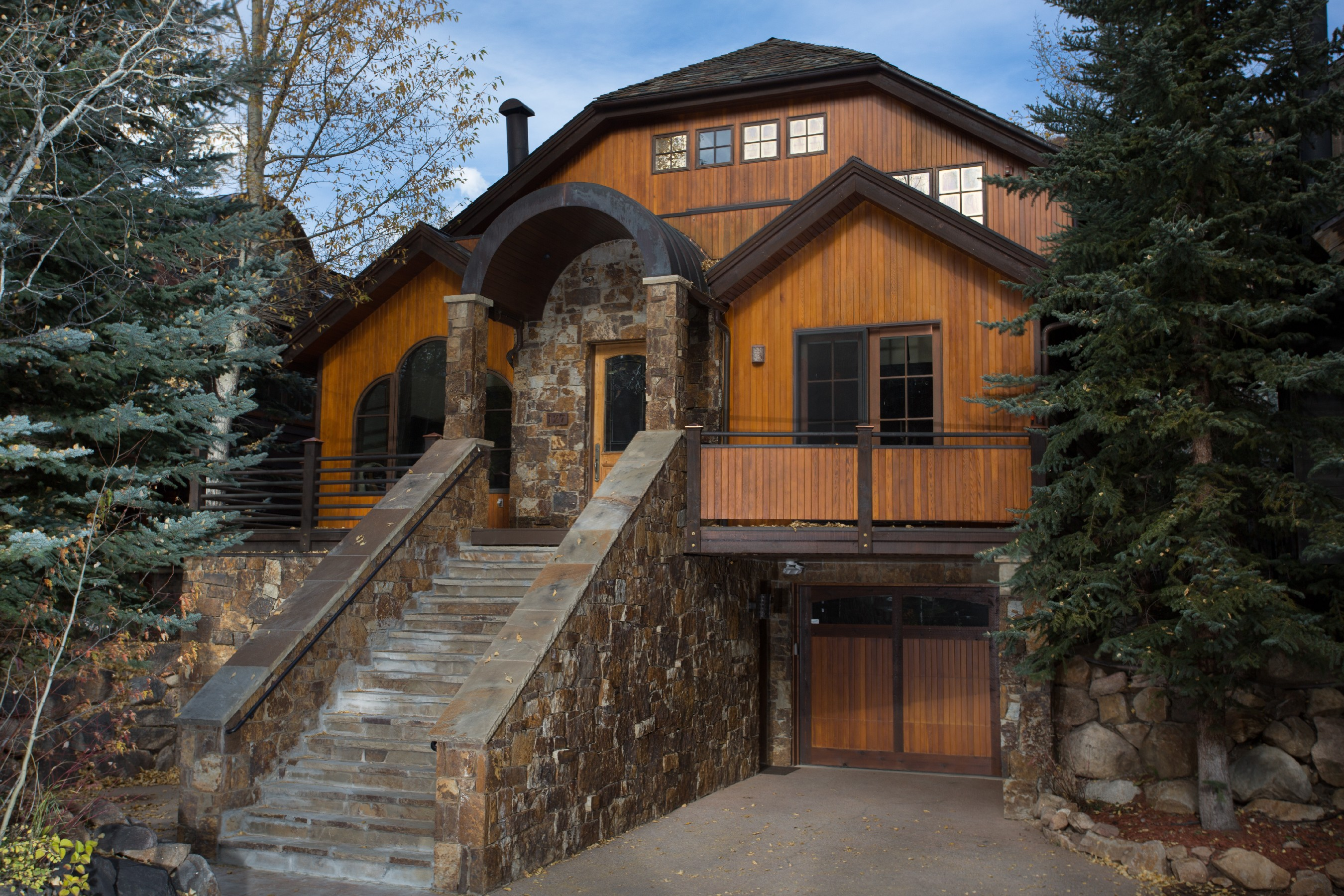 Single Family Home for Sale at Alpine Cottages 127 Robinson Road Aspen, Colorado, 81611 United States